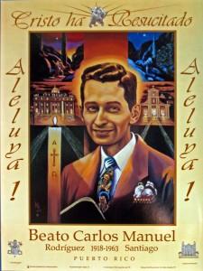 """Blessed Carlos Manuel Rodríguez"