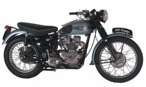 1955 Triumph Trophy Bird 500 cc