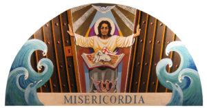 Cristo Abriendo Las Puertas de Misericordia_AVonnHartung