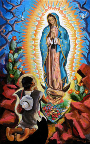 Miracle of Our Lady of Guadalupe
